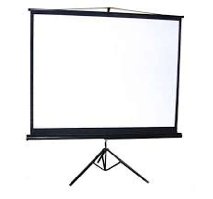 Projector Screen 200x200cm