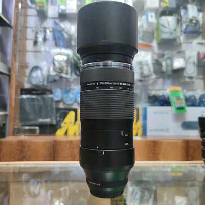 Olympus M.Zuiko Digital ED 100-400mm F5.0-6.3 IS Lens for Micro Four Thirds Cameras image 5