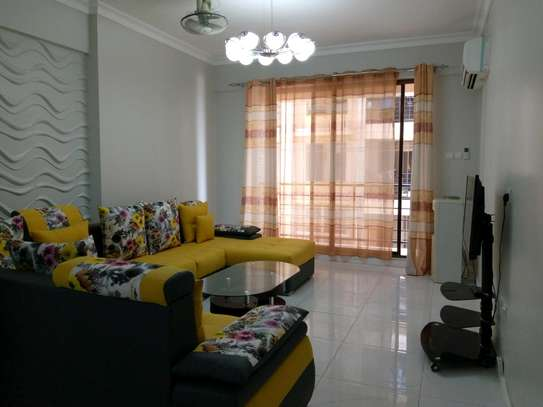 Apart ( UPANGA ) for rent fully furnished image 1