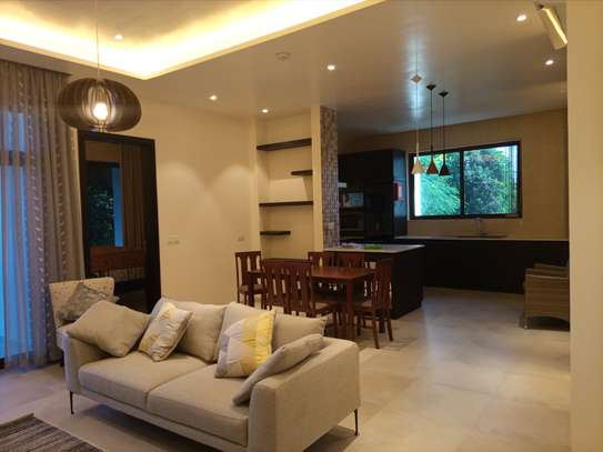 Two bedrm apart for rent at masaki fully furnished image 3