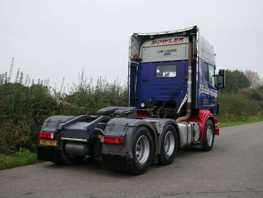 2007 Scania R480 Tractor Unit image 6