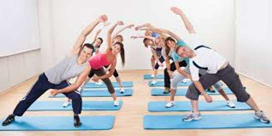 Yoga & Pilates Classes, Aerobics & Boxing Classes, Cardio & Bootcamps, Weight Management Sessions image 6