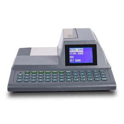 Cheque Writer/Printer