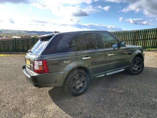 2008 Land Rover Range Rover Sport image 7