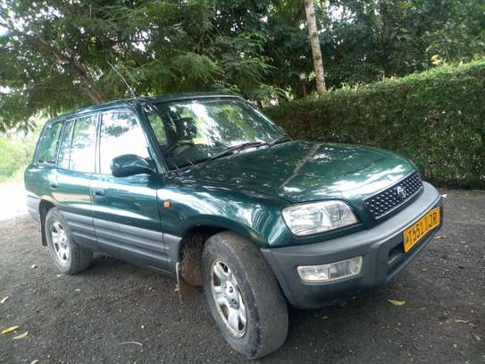 2002 Toyota Rav-4 Old model image 12
