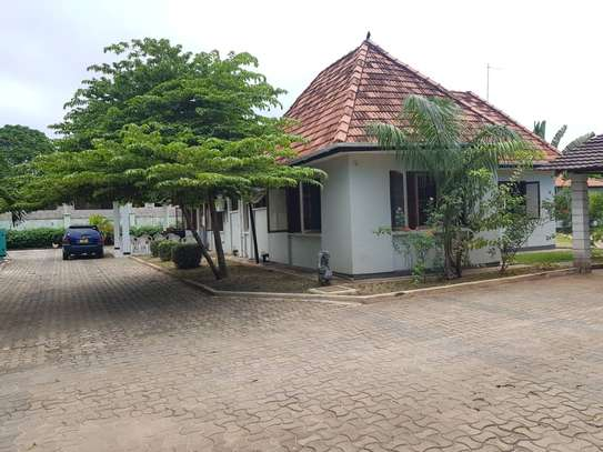 4 bed room stand alone house with big compound  for rent at mikocheni ridhiwani image 9