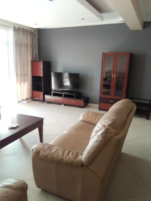 Fully furnished 3 Bedrooms with nice beach view for Rent in Upanga image 6