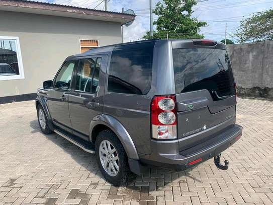 2009 Land Rover Discovery image 9