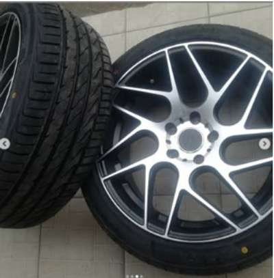 Tyres and Rims image 1