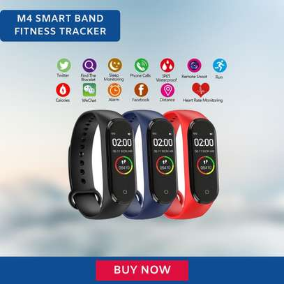 Rovtop M4 Smart band 4 Fitness Tracker Watch