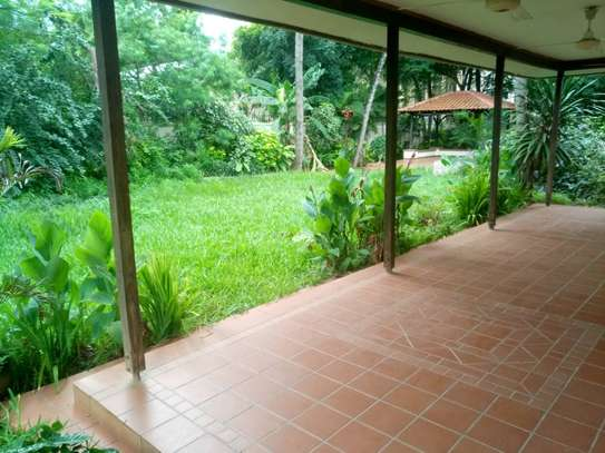 4 Bdrm Standalone House with Swimming Pool in Masaki image 4