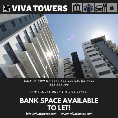 Viva Towers Office Spaces Available!