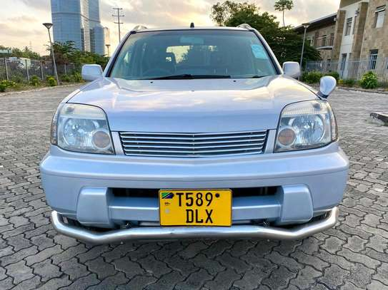 2001 Nissan X-Trail image 1