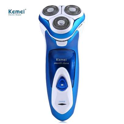 Kemei Smooth Shave Rechargeable Electric machine