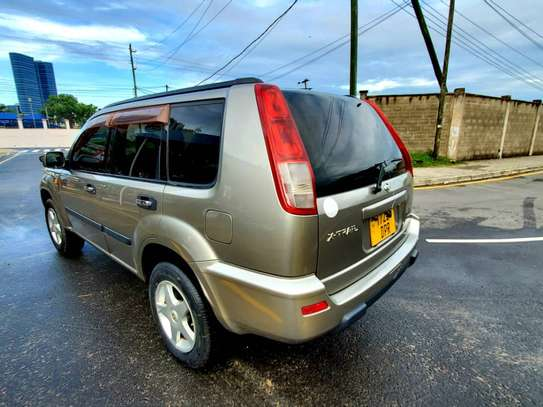 2002 Nissan X-Trail image 6