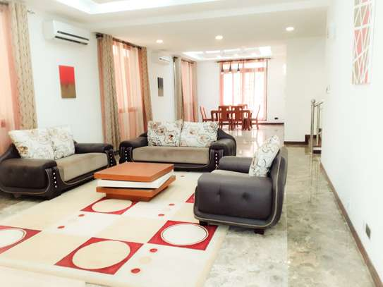 Specious 4 Bedrooms Townhouse In Masaki