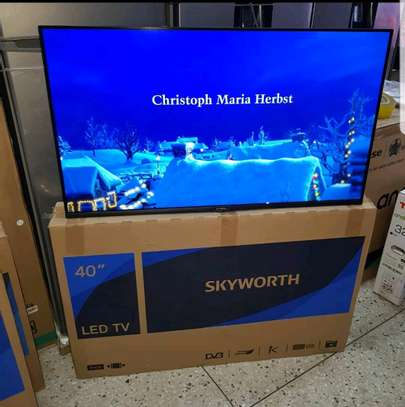 skyworth 40 inch image 1