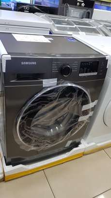 SAMSUNG 6kg Front Load Full Automatic Washing Machine (WW60J3280) image 2