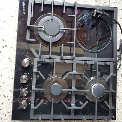 COOKER HOME BASE 3GAS AND 1ELECTRONI AND OVEN 1 ELECTRIC