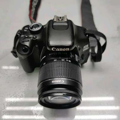 Canon EOS 600D Digital SLR Camera with EF-S 18-55mm f/3.5-5.6 IS Lens image 4