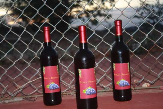 Syrah Red wine