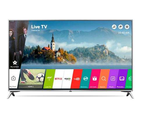 LG 43 SMART TV (4K) image 1