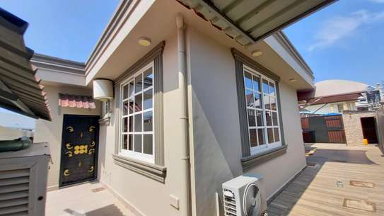 NEW STAND ALONE HOUSE FOR RENT AR MSASANI image 3