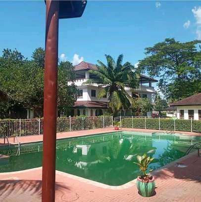 a 5bedrooms  fully furnished BUNGALOW in MBEZI BEACH walking distance to the beach is now available for rent image 2