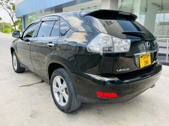 2008 Toyota Harrier image 5