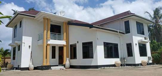 STAND ALONE HOUSE FOR RENT AT MBEZI BEACH image 1
