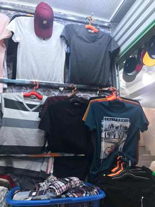 We are T-shirt sellers image 1
