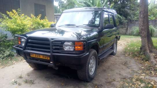 1999 Land Rover image 3