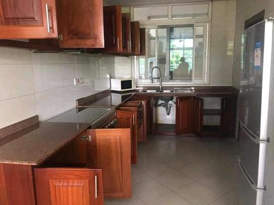a 2bedrooms FULLY FURNISHED appartment in MASAKI with a very cool environment is now available for rent image 3