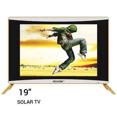Solar HD TV 19'' Inch(Double Screen) image 1