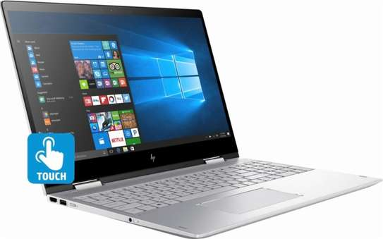 HP Envy 15 x360 i5-8th image 2