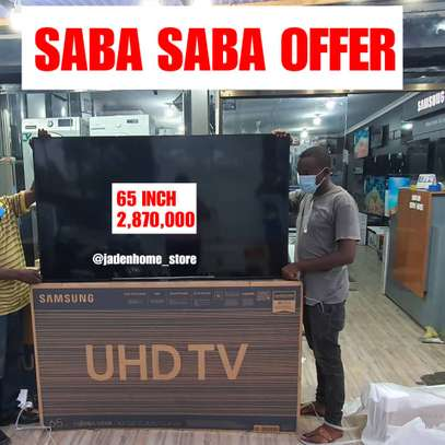 SAMSUNG SMART UHD 4K TV 65 INCH