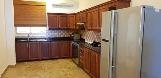 Fully Furnished 3 Bedrm Ocean View Apartment at Masaki image 2