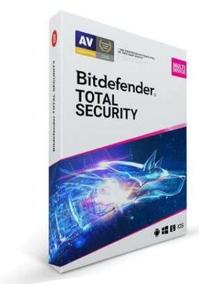 Bit defender Total Security - 3 Users