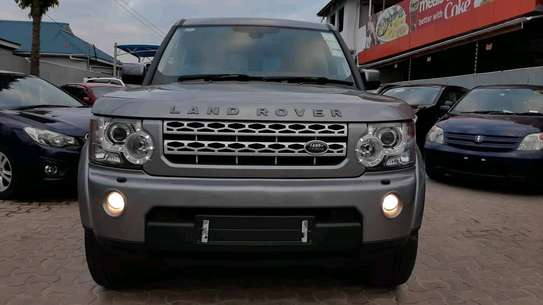 2014 Land Rover Discovery image 10