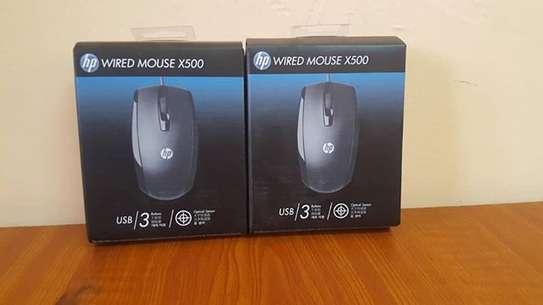 WIRED AND USB OPTICAL MOUSE image 2