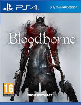 PS4 Games.          (Bloodborne)