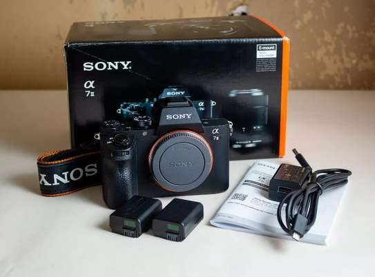New Sony a7ii Digital Camera