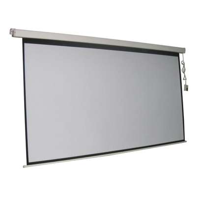 Electric Projection Screen image 9