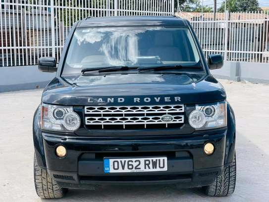 2013 Land Rover Discovery image 14