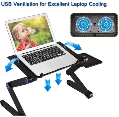 laptop stand & cooling fan image 3