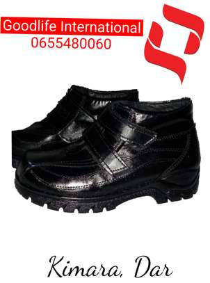 LEATHER SHOES image 9