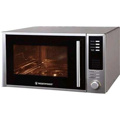 28L Digital Microwave Oven & Grill image 1