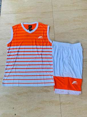 Volleyball, Training and Basketball Jersey