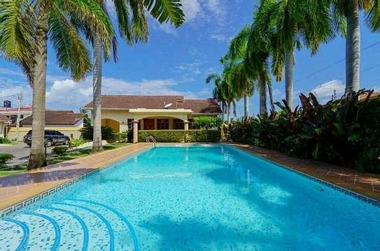 a fully furnished villas are for rent at mbezi beach road to whitesands image 1