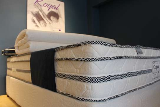 Royal Euro Top Mattress image 2